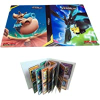 Trading Card Album Compatible with Pokemon Cards, Pokémon Card Holders, TCG Support Binder Trading Card Games, Holds 240…