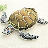 Lazada Ocean Plush Sea Turtles Stuffed Tortoise Toys Animal Pillow Gift Cushion 15''