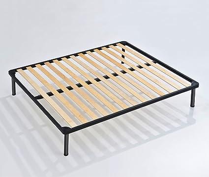 Baldiflex - Somier de hierro Eco ortopédico 150 x 190 cm ...
