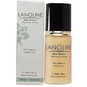 Lanoline Skin Renew Placenta Serum Miss Spa, Deep Clean, 1 Pre-Treated Facial Sheet Mask(pack of 4)