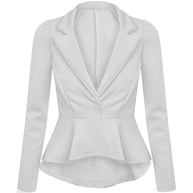 Lvl Online Store - Chaqueta de traje - para mujer Blanco ...