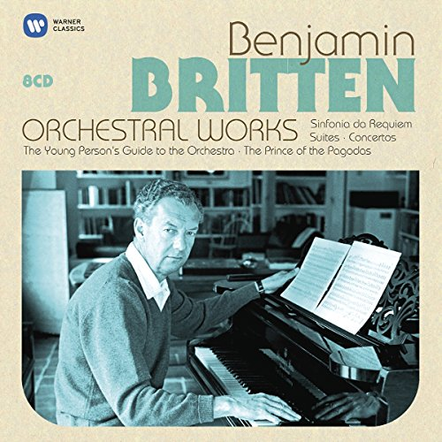 Britten: Orchestral Works by Warner Classics
