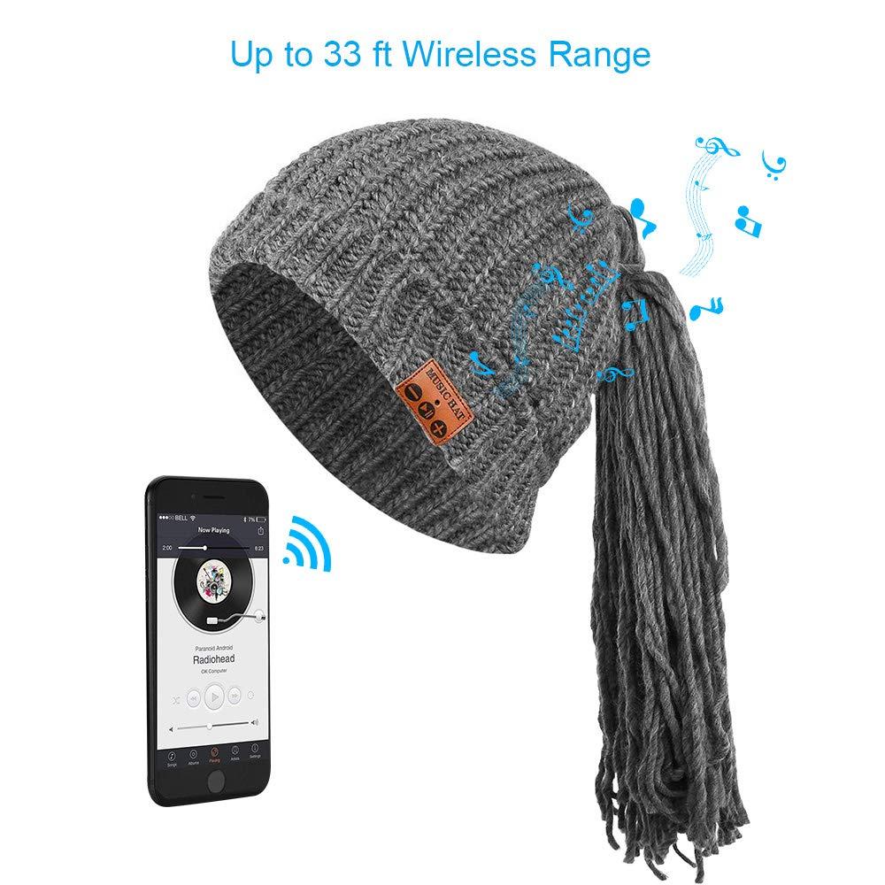 Mystery Unisex Gorro Bluetooth: Amazon.es: Electrónica