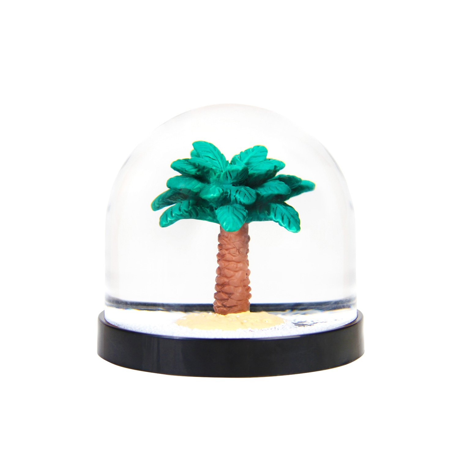 Fun Snow Globe Snow globe Charm Palm Tree 8 x Ø 8.5 cm KLEVERING