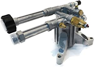Annovi Reververi 2400 psi AR Power Pressure Washer Water Pump fits Delta DT2200P DT2400CS by The ROP Shop