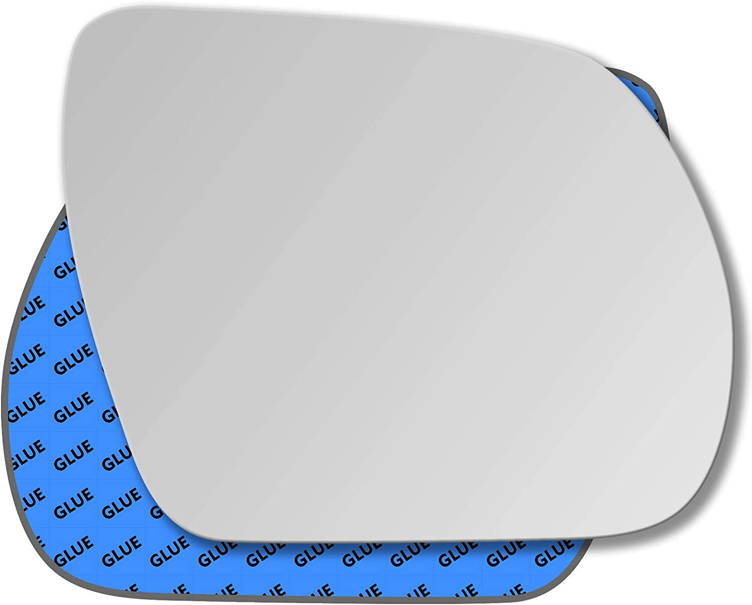 Hightecpl 278RS Right Driver Side Convex Door Wing Mirror Glass