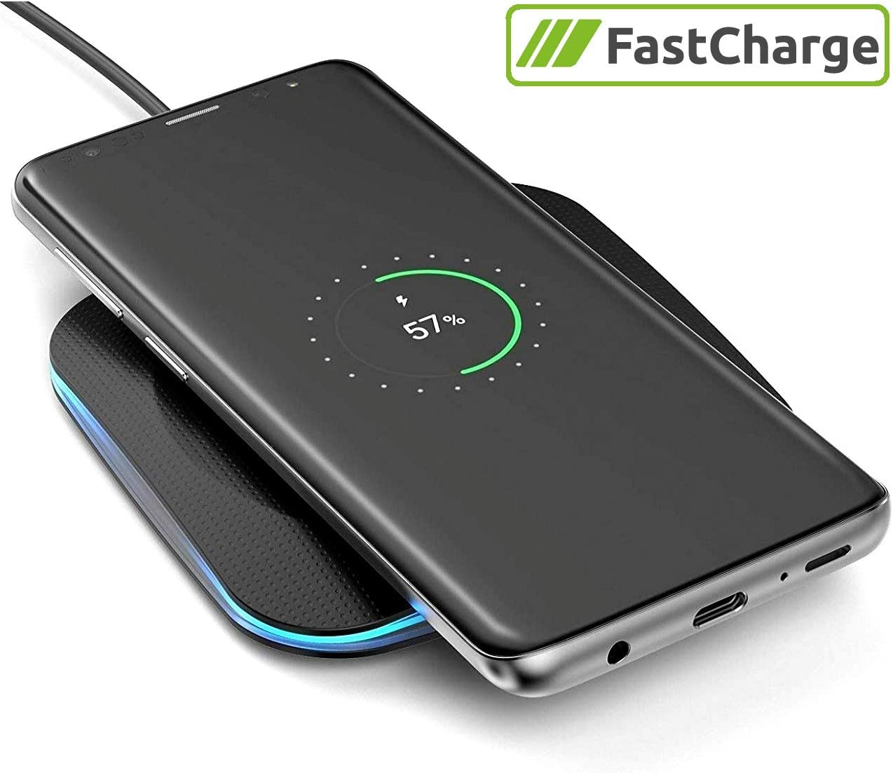 samsung galaxy s10+ wireless charger