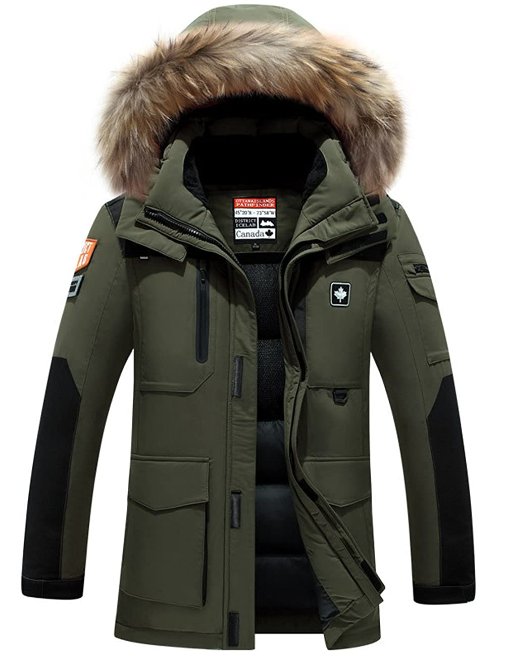 62475046bed Top 10 wholesale Big Hooded Coats - Chinabrands.com