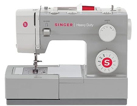 Singer 40 Heavy Duty Sewing Machine Grey Amazoncouk Kitchen Mesmerizing Vintage Singer Sewing Machine For Sale Uk