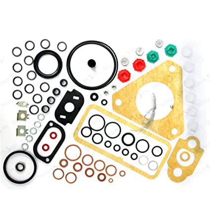 7135 110 DPA CAV Injector Pump Repair Kit Gasket Seal For Ford Massey Ferguson Lucas Delphi Pump