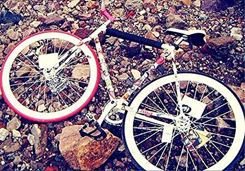 Xpassion 200 Pezzi Stili Diversi Adesivi DIY per PC Portatili, Auto Moto, Bicicletta, Abbellire Bagaglio, Skateboard