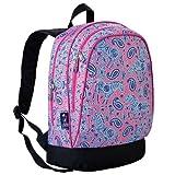Wildkin Watercolor Ponies Pink Sidekick Backpack