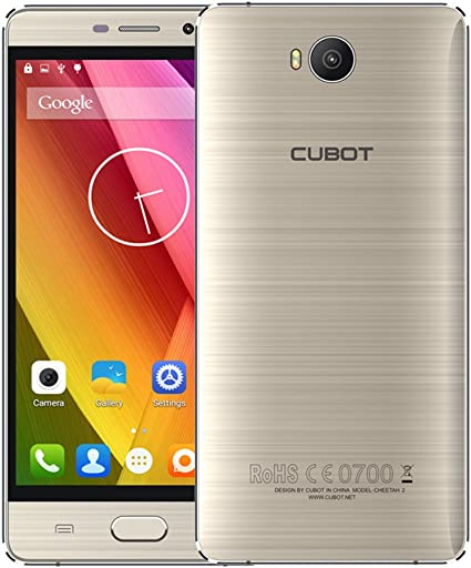 CUBOT Cheetah 2 Smartphone 4G LTE Android 6.0 Octa Core 5.5