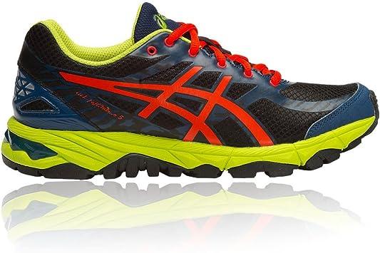 Asics Gel-Fujitrabuco 5 GS Junior Zapatillas Para Correr - 35: Amazon.es: Deportes y aire libre