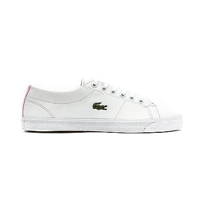 Zapatillas Lacoste MARCEL LCR blanco - Color - BLANCO, Talla - 39: Amazon.es: Zapatos y complementos