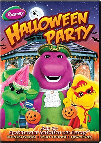 Barney Halloween Party - Barney: Halloween Party by Lyons /