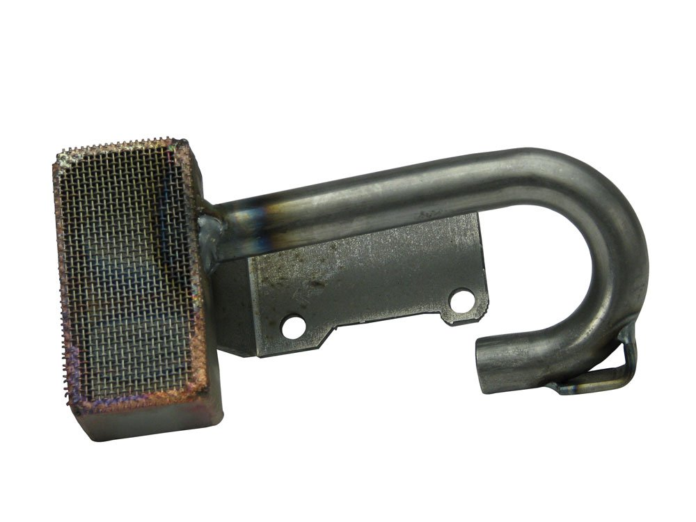 Moroso 24308 Oil Pump Pickup for Small Block Chevy