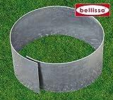 Bellissa Lawn Edge Circle Diameter 20 CM x Height 13 CM, Flowerbed Border for Edge of Lawn Flower Bed Edging Gartenwelt Riegelsberger