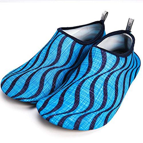 Bottes De Plage Pour Barefoot Anti Ski Yoga Bovake La Natation Shoes Sur drapantes Wading Le Antidrapantes Chaussettes Ftwp8a