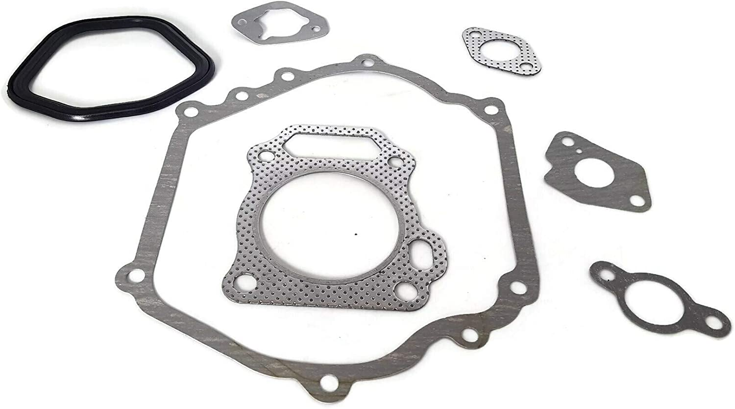 ITACO Overhaul Gasket Set Kit w Base Head Gasket for Honda GX270 GX 270 06111-ZH9-405 Motor Lawnmower Trimmer Engine