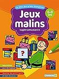 Le bloc des p'tits champions Jeux malins superamusants (6-8 a.): 6-8 ans - labyrinthes - jeux de logique - chercher des différences - dessiner de point à point - et bien d'autres ! (French Edition) Livre Pdf/ePub eBook