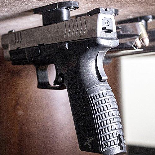 Tactical Quick Draw Gun Magnet Concealed Rifle Amp Shotgun