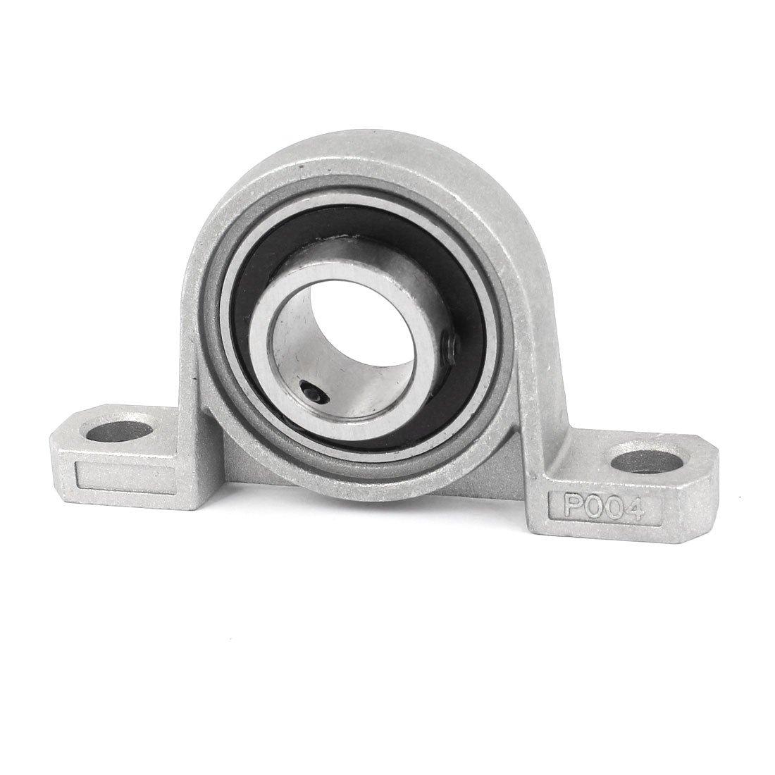 Regreasable Setscrew Locking Collar Non-Expansion Type Normal-Duty 5//8 Bore Felt Seals Sealmaster NPL-10 Pillow Block Ball Bearing 3-3//4 Bolt Hole Spacing Width Cast Iron Housing 1-1//16 Base to Center Height
