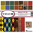 """Reminisce WIZA-200 Wizard Collection Kit, 12"""" by 12"""", Multicolor"""