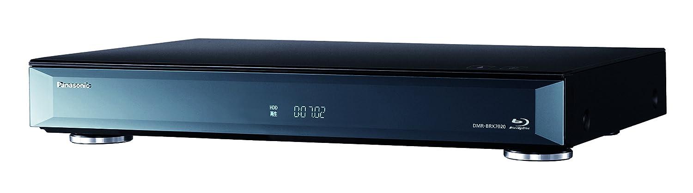 パナソニック 7TB 11チューナー ブルーレイレコーダー 全録 10チャンネル同時録画 4Kアップコンバート対応 ブラック 全自動 DIGA DMR-BRX7020 7TB/2016年モデル  B01DSSZMCQ