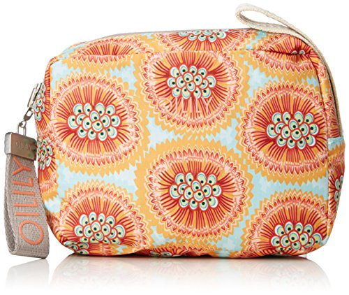 Oilily Enjoy Passion Fruit Travelbag Shz - Borsa Donna, Arancione (Orange), 22x36x48 cm (B x H T)