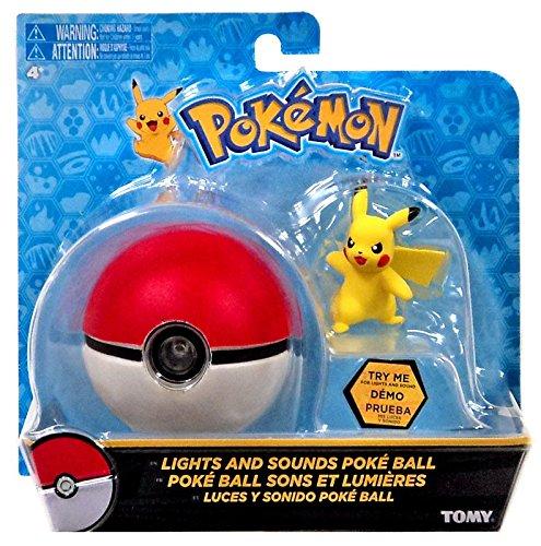 Pokémon Lights And Sounds Poké Ball]()