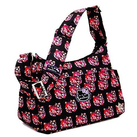 Ju-Ju-Be Hobobe Hello Kitty Changing Bag Hand Bag 14HB01HK-HPY-NO SIZE