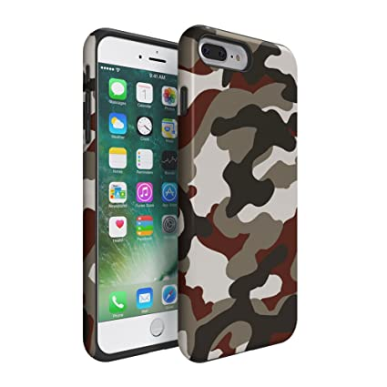 Amazon.com: Camuflaje Original iPhone de Apple 7 Plus ...