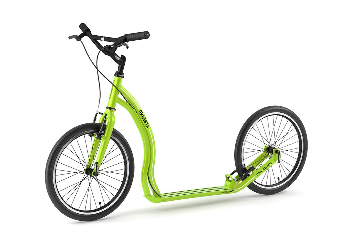 YEDOO DRAGSTR 20/20 GREEN, 8+: Amazon.es: Deportes y aire libre