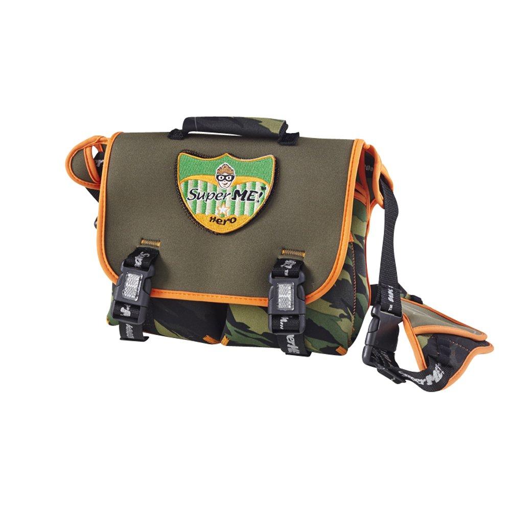 Zebra Convertible Messenger Bag SUPERME