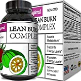 Garcinia Cambogia with Green Coffee Bean Extract for Weight Loss Supplement– Enriched With Raspberry Ketones and Green Tea for Antioxidant Support– Burn Fat and Boost Metabolism for Women and Men Review