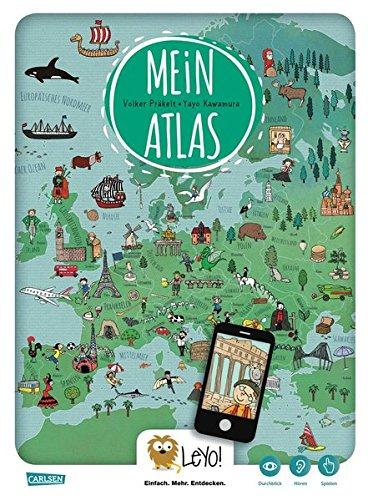 LeYo!: Mein Atlas