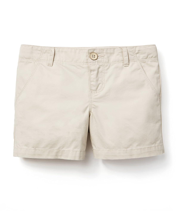 Gymboree Girls Little Solid Midi Shorts
