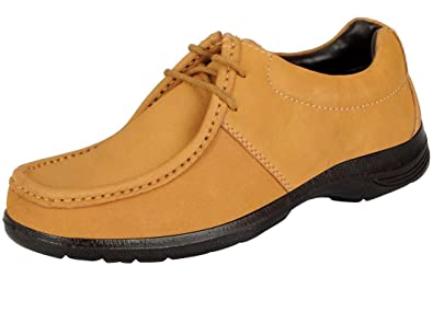 Bata 824-3616-44 Camel Lace Up  Buy Online at Low Prices in India -  Amazon.in c74d1a196