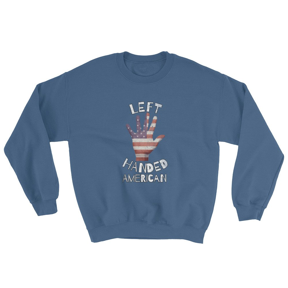 Left Handed American Sweatshirt