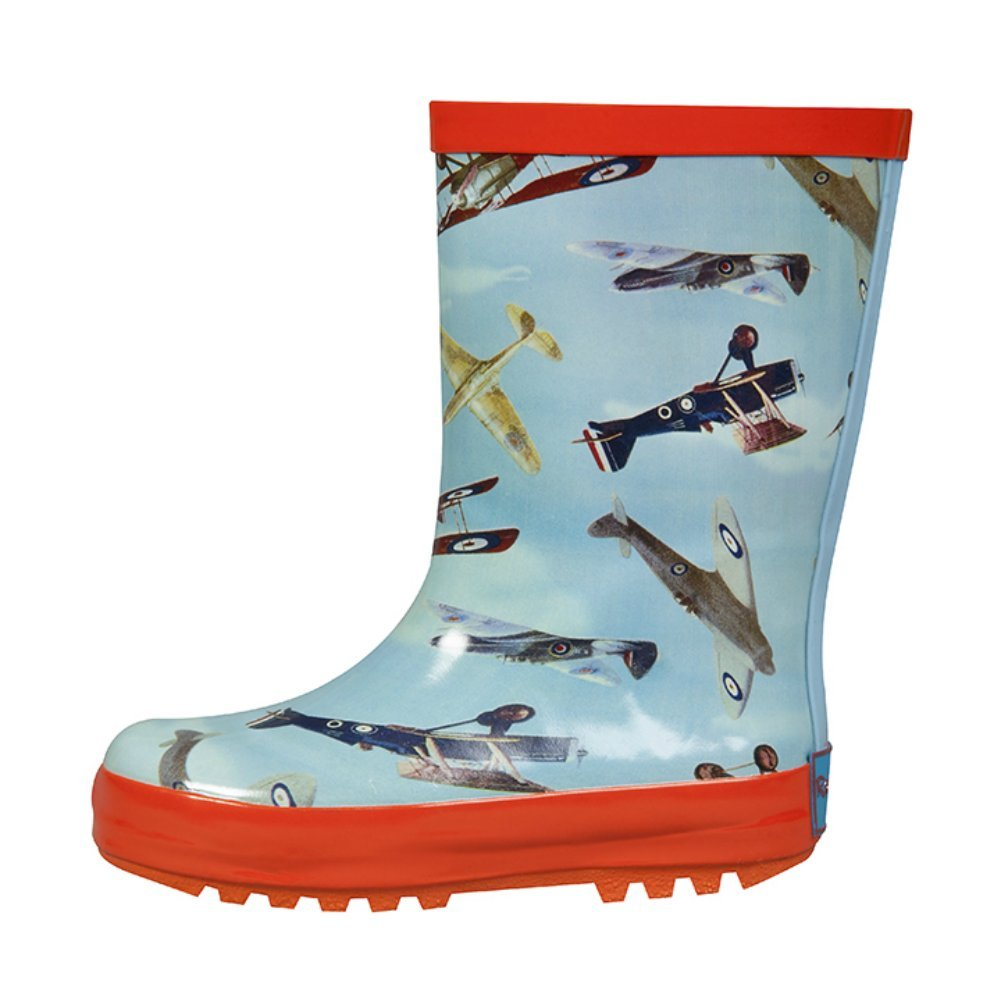 RanyZany Adventurous airplane boot, 6