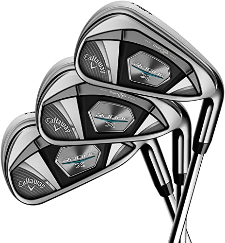 Callaway Golf 2018 Men s Rogue X Irons Set