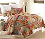 Levtex Home Zanzibar Quilt Set, Full/Queen