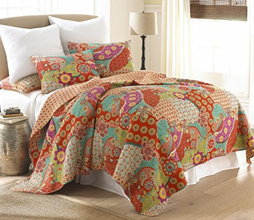 Levtex Home Zanzibar Quilt Set, Full/Queen by Levtex home