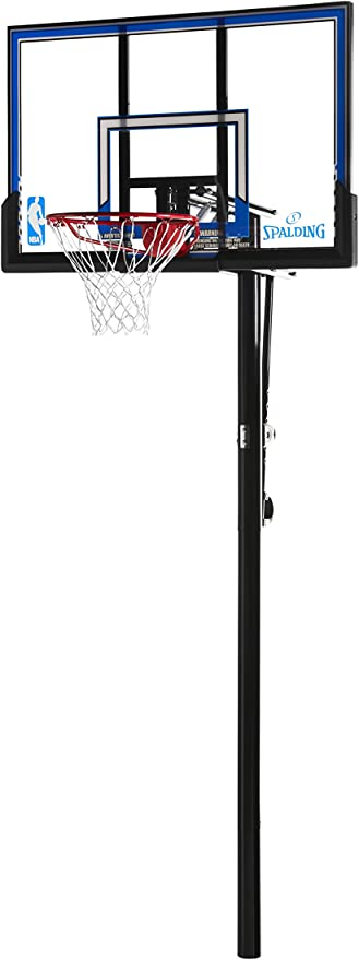 #7 Spalding NBA In-Ground Basketball System