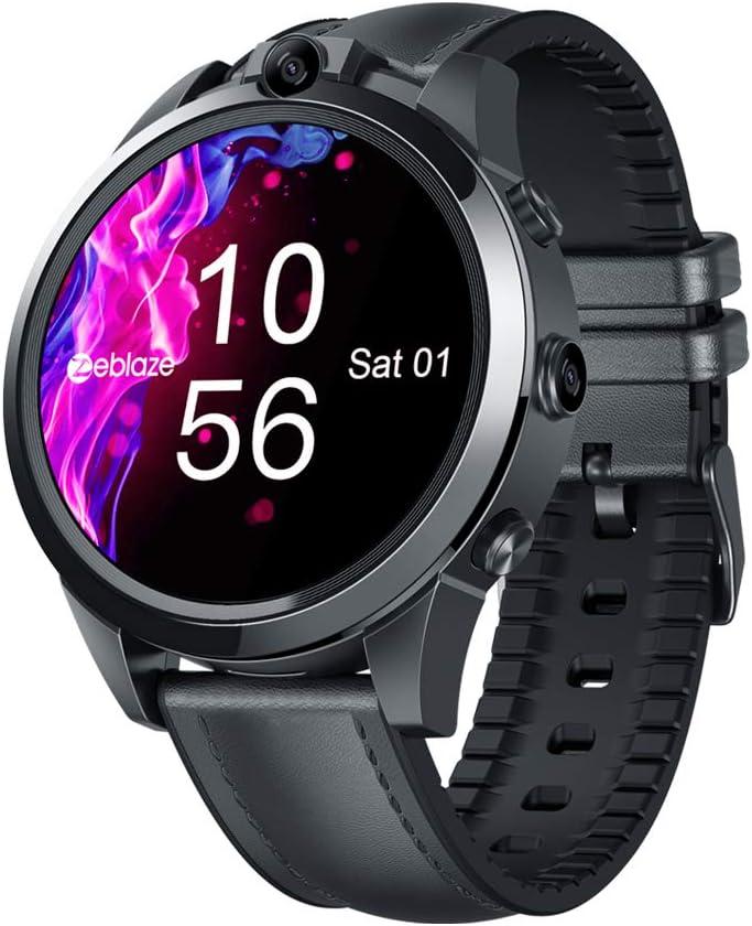 SUQIAOQIAO Zeblaze Thor 5 PRO 1.6 Inch LTPS Crystal Display 800 Mah Battery Capacity Android iOS Heart Rate Monitoring Smart Watch Bracelet