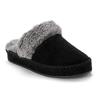 84e412173b8 Vionic Women s Marley Slipper Black ...
