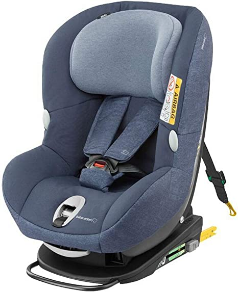 Bébé Confort Milofix Silla de auto, color nomad blue: Amazon.es: Bebé