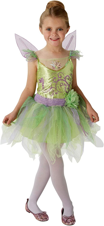 Rubies Disney – i-620691 m – Disfraz Campanilla – Talla M: Amazon ...