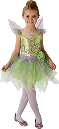 Rubies Disney – i-620691s – Disfraz Campanilla – Talla S: Amazon ...
